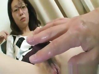 Nobuko Torii: Cheating Japanese Wife Rough Sex